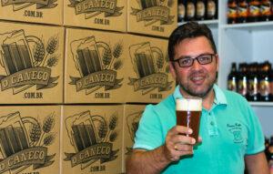 Silvano Spiess Co-fundador do Blog de Cerveja O caneco